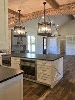 Résultat d'images pour rustic kitchen lighting