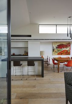 The Malvern House by Jost Architects