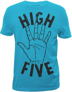 Gimme Five ~ Designed for Bluenotes