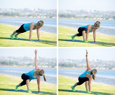 Excellent stretches to prevent injury!