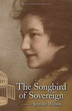 """The Songbird of Sovereign"" (Book 3 in The Sovereign Series).  She's the most popular resident of Sovereign, Maine yet no one in this rural farming community of 1,048 souls has ever known the story behind Miss Hastings' seven decades of dedication to schoolchildren. Now, Maggie the town's minister sets out on a quest to plumb the mystery of Miss Hastings' past. COMING JULY 2014. (To pre-order visit http://www.thesovereignseries.com/paperback-books/product/9-the-songbird-of-soverign )"