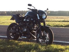 Buell M2 Cyclone Buell Cafe Racer, Harley Davidson, Buell Motorcycles, Custom Bikes, Bobbers, Classic, Vehicles, Appreciation, Motorbikes