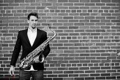 Philadelphia Jazz Saxophone Player