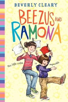 Ramona Quimby from the Ramona books | Community Post: 16 Of The Most Lovable Children's Book Characters Ever