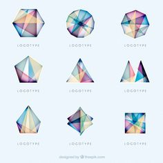 than a million free vectors, PSD, photos and free icons. Exclusive freebies and all graphic resources that you need for your projects Logo Design, Web Design, Icon Design, Design Art, Logo D'art, Eye Logo, Geometric Logo, Geometric Designs, Cv Photoshop
