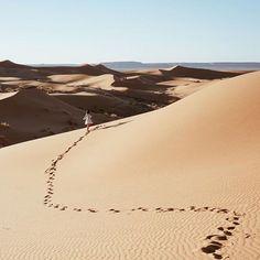 sand dunes dreaming