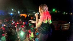 Diva D'Angel Performing @ Temple Hall Estate in Stony Hill