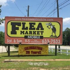 10 Must-Visit Flea Markets In Alabama Where You'll Find Awesome Stuff