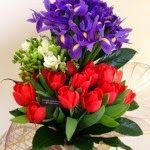 Daniele: Floraria Mobila - Flori in 2 ore daniela-florentin. Oreo, Flowers, Plants, Awards, Luxury, Blog, Collection, Floral Arrangements, Florals