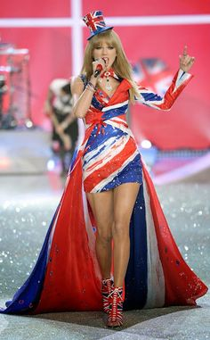 Victoria's Secret 2013 Taylor Swift.... I honestly would wear this whole outfit