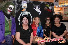 Bundy Bowl & Leisure  17 Lester St Bundaberg Qld  4670 Telephone: 07 4152 4334 bundybowl.com.au ghosts & ghouls and other scary stuff