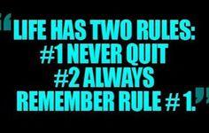 #NeverQuit