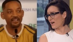 """Watch the latest video at  video.foxnews.com  On the Aug. 10 edition of Fox News' """"Outnumbered,"""" co-host Lisa Kennedy Montgomery compares actor Will Smith's recent comments about Donald Trump to ethnic cleansing. In an Aug. 7 interview in Dubai, United Arab Emirates, Smith answers a question about the Republican presidential nominee during a press conference …"""