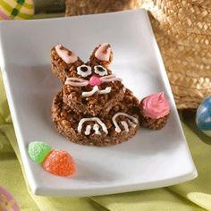 Chocolate Bunny Treats