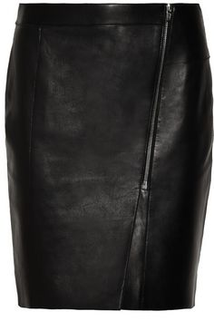 my fave alexander wang leather skirt