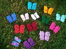free butterfly crochet patterns - Yahoo Image Search Results