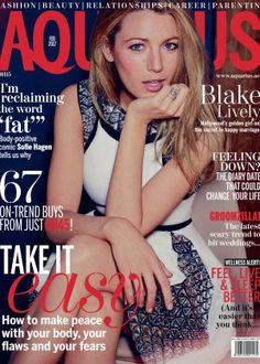 Blake Lively - Aquarius Magazine (February 2017)