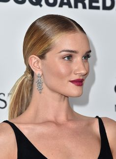 Rosie Huntignton-Whiteley - jantar de gala do amfAR.