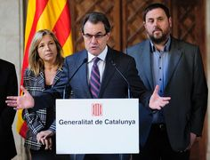 Catalonia sets date for independence poll - i24news.tv. Leaders in debt-laden Catalonia vowed Thursday to let their region vote on November 9 next year on breaking away from Spain, but the national government immediately vowed to block their independence bid. Catalan political parties agreed on the date for a poll that would offer a choice of redrawing the map of Spain by creating a new, independent state between Spain and France, setting them on a collision course with the Spanish…