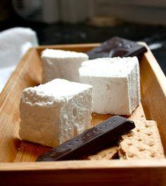 Cannella Vita: homemade vanilla marshmallows (no corn syrup!)