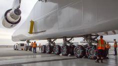 Αυτό είναι το μεγαλύτερο αεροσκάφος στον κόσμο (ΒΙΝΤΕΟ) #ΓΕΑ