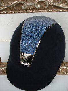 Pretty Blue Helmet to match my tails , by Samsheild
