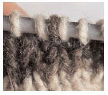 kfb without the purl bump: 1: Knit into the stitch but do not remove it from the L needle 2: go into the back of the same stitch. STOP. slip both the strands off the L needle. voilà!!!