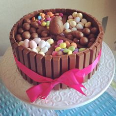 Chocolate Pick & Mix Cake