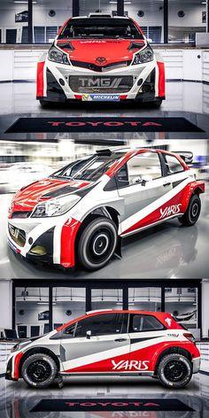 Sticker Graphic Decal Stripe Body Kit for Toyota Yaris ...