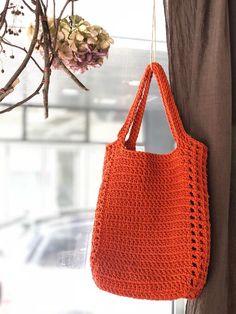 Crochet Clutch, Crochet Handbags, Crochet Purses, Crochet Crafts, Knit Crochet, Purse Essentials, Beginner Crochet Tutorial, Net Bag, Market Bag