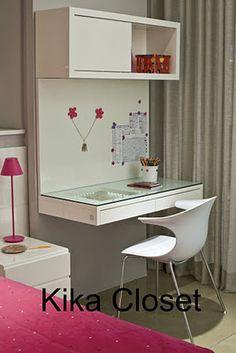 Kika Closet: Inspiração do dia - Quarto Menina
