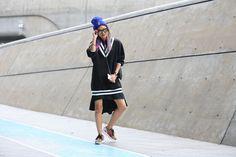 Korea Fashion Week.  Photo taken by Jay Lim.