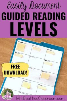 How to Easily Organize Your Guided Reading Levels Reading Assessment, Reading Intervention, Teaching Reading, Reading Comprehension, Teaching Ideas, Reading Games For Kids, Reading Resources, Reading Strategies, Reading Lessons