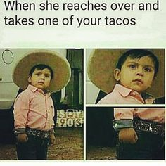 """27 Memes For That Mid Afternoon Monday Grind - Funny memes that """"GET IT"""" and want you to too. Get the latest funniest memes and keep up what is going on in the meme-o-sphere. Mexican Funny Memes, Mexican Humor, Funny Spanish Memes, Spanish Humor, Mexican Stuff, Spanish Class, Funny Pictures With Captions, Picture Captions, Funny Pics"""