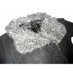 Saco de Dama con detalle de corderito en el cuello