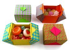砂糖菓子を入れる箱