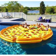 Swimline Pool Pizza Slice Pool Float by Swimline