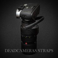 Deadcameras Hand Strap for the Leica R telephoto lenses