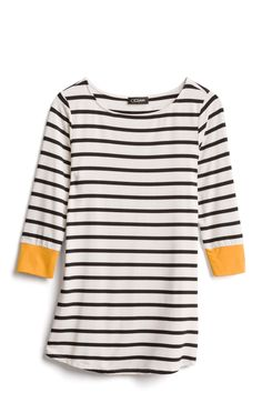 Photo of a striped Colette shirt that was in my Stitch Fix box, curated by a Stitch Fix stylist Stitch Fix App, Stitch Fit, Casual Outfits, Cute Outfits, Stitch Fix Outfits, Stitch Fix Stylist, My Outfit, Outfit Ideas, Color Pop