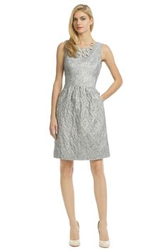 Festive alternative to the LBD!  (but $1295 retail, yikes!) Icing On The Cake Dress by Lela Rose for $40 | Rent The Runway