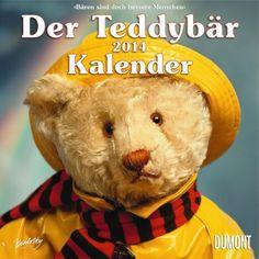 Der Teddybär Kalender - Kalender 2014