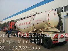 Chengli Special Automobile Co., Ltd. is the manufacturer of bulk cement carrier, bulk cement truck, bulk cement semitrailer, etc.