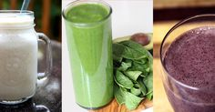 7 Breakfast Smoothies to Help You Lose Weight! I eat a smoothie every day for breakfast but these smoothies changed my life! Protein Smoothies, Juice Smoothie, Smoothie Drinks, Breakfast Smoothies, Weight Loss Smoothies, Breakfast Recipes, Healthy Choices, Healthy Life, Healthy Living