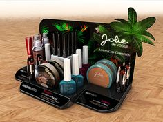 amazonian Display on Behance Pos Display, Product Display, Display Design, Makeup Display, Cosmetic Display, Pop Design, Stand Design, Displays, Packaging