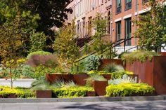 Carroll Street MTA Plaza | Future Green Studio | Archinect