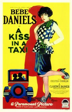 """March 7, 1927, the Carolina Theatre opens with the 1927 silent film """"A Kiss In A Taxi"""".  It stars Chester Conklin, Douglas Gilmore and the lovely Bebe Daniels (http://en.wikipedia.org/wiki/Bebe_Daniels).  Sadly, the present status of this film is 'lost'."""