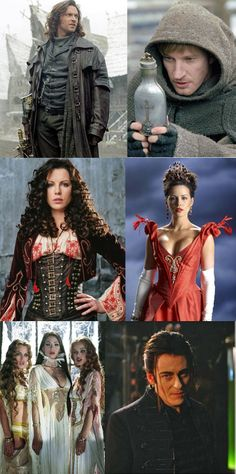 Van Helsing vampires, fighting, corsets what more can one ask for!