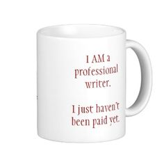 writer's mugs | South Jersey Writers' Group Mug