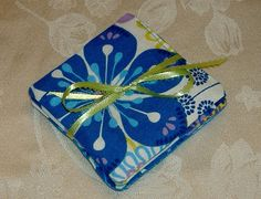 Scented Spice Coaster Set of 4 by AStitchinTime72 on Etsy, $13.00