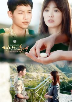 Being with you always makes me look forward to tomorrow....... #fescendant of the sun